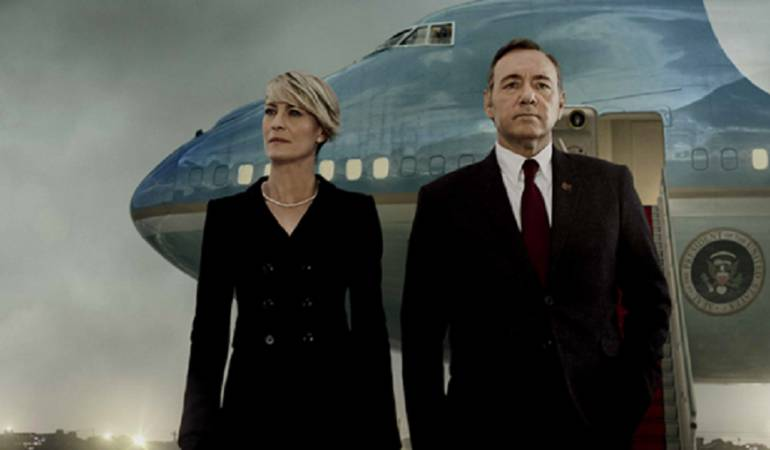 House of Cards: House of Cards suspende sus grabaciones
