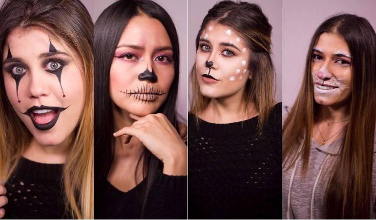 Maquillaje Para Halloween Tutoriales Hágalo En Casa Disfrácese Sin Gastar Mucho Dinero Tendencias Caracol Radio