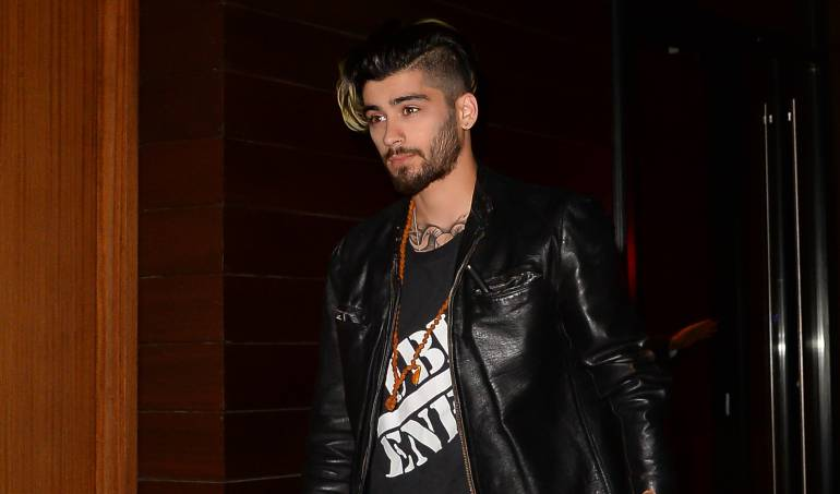 Zayn Malik One Direction: Zayn Malik no habla con sus ex compañeros de One Direction
