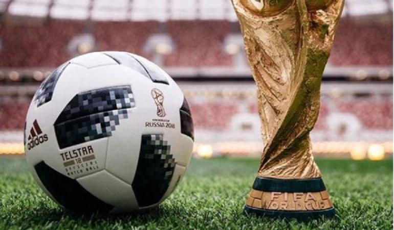 277d0510a3359 balón rusia 2018 Telstar  Telstar el balón para el Mundial de Rusia ...