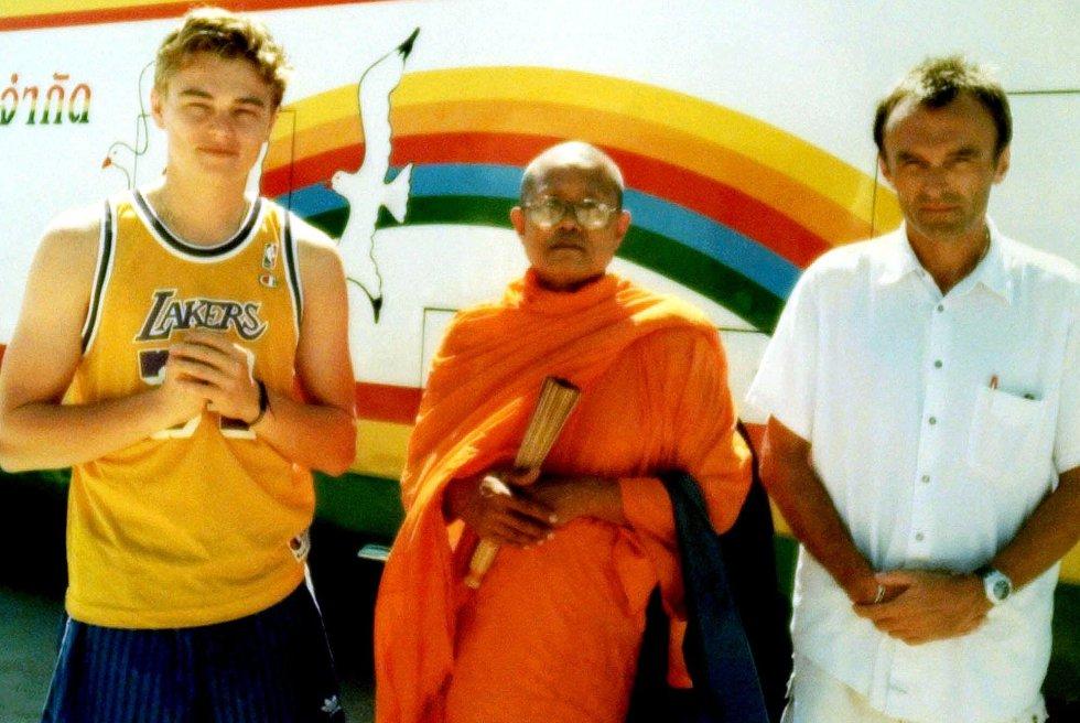 En 1999, el ganador del Óscar grabó The Beach