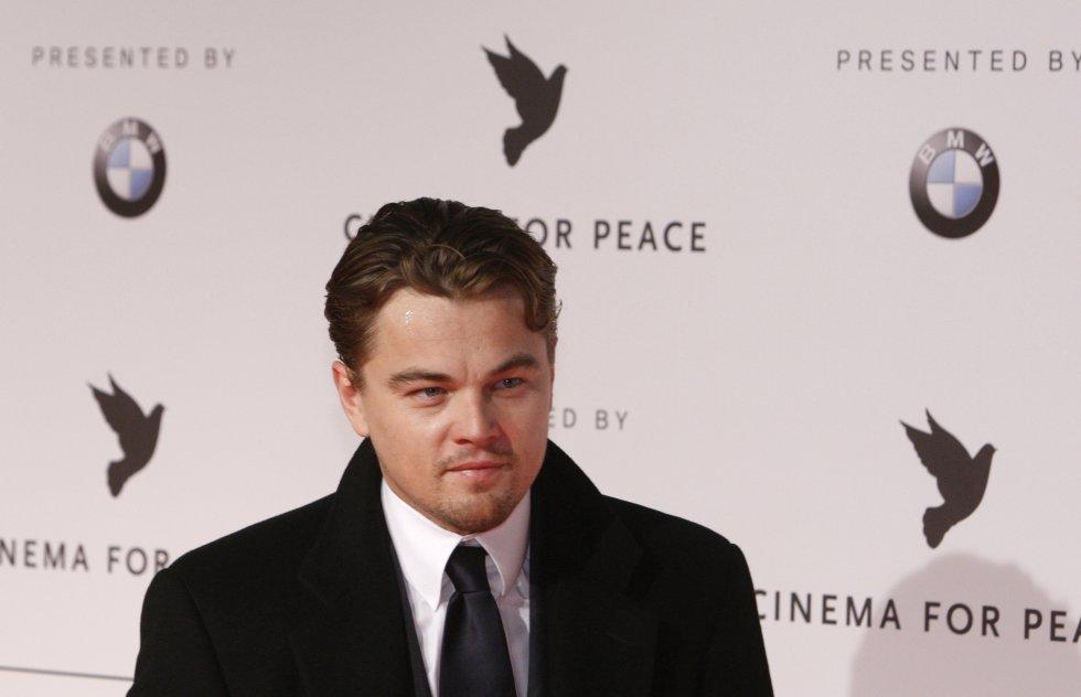 Así lucía el ganador del Óscar en 2009