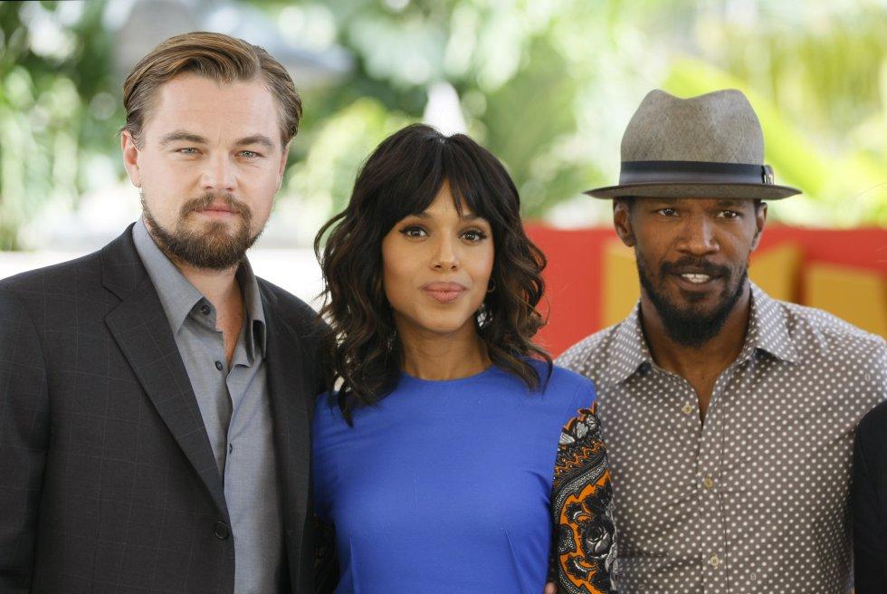 Para el 2012, el actor se empezó a dejar crecer la barba.