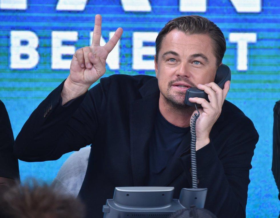 A sus 43 años, Leonardo Dicaprio, además de ser recordado por una carrera exitosa, también es aplaudido por su aspecto de galán.