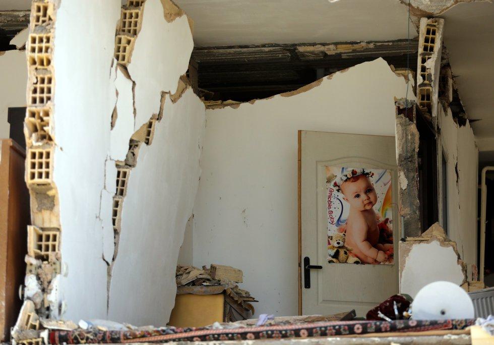 La cifra de víctimas aumenta por encima de los 400 muertos y más de 6.700 heridos en territorio iraní