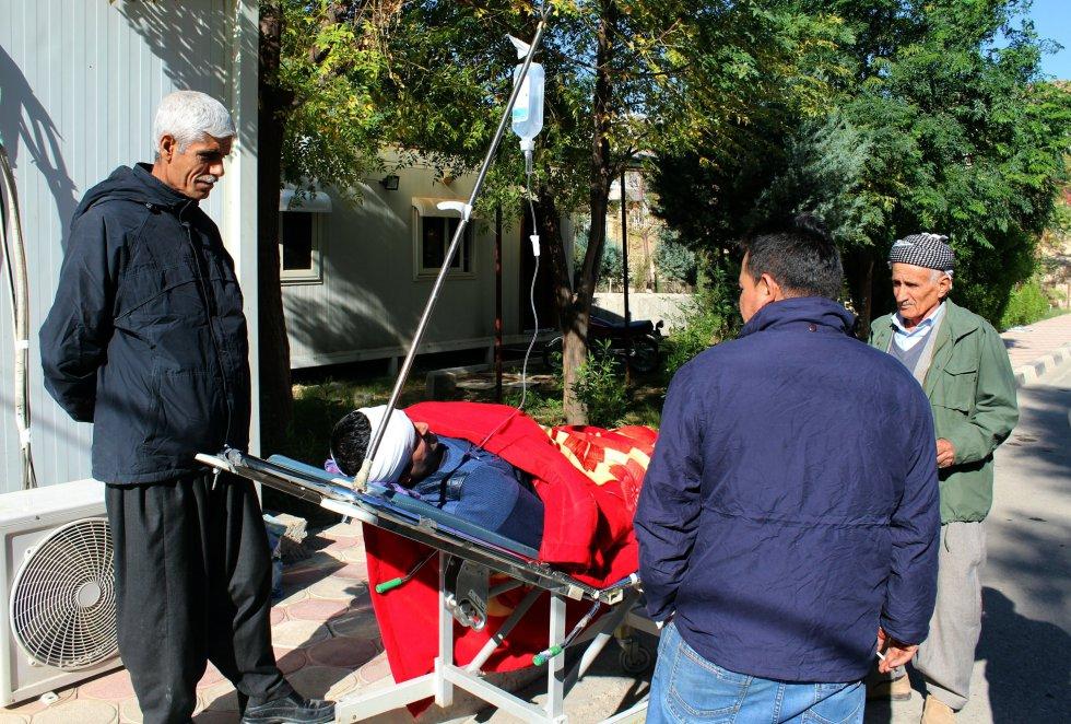 En Irak se han registrado 7 fallecidos y 201 heridos.
