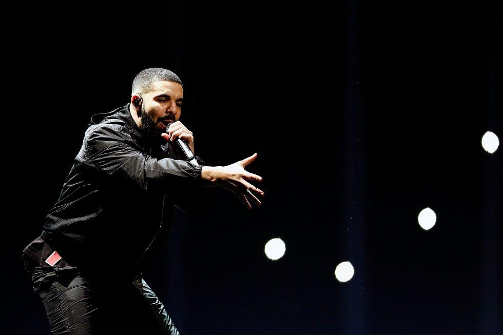 Mejor artista de rap-hip hop para el canadiense Drake.