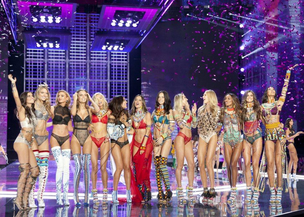 En esta edición participaron 55 modelos y 80 outfits se vieron en pasarela.