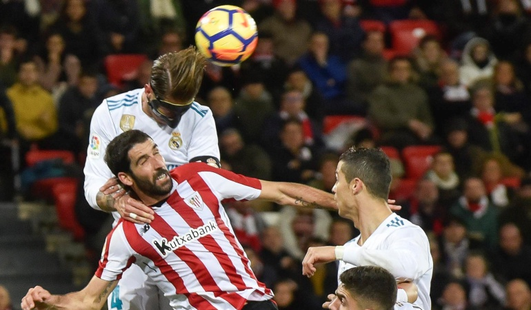 real madrid Athletic: Real Madrid desaprovecha la oportunidad ante el Athletic