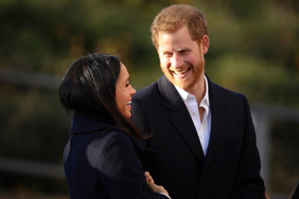 El Príncipe Harry y Meghan Markle han sido pareja oficialmente desde noviembre de 2016 y se casarán en la primavera de 2018.