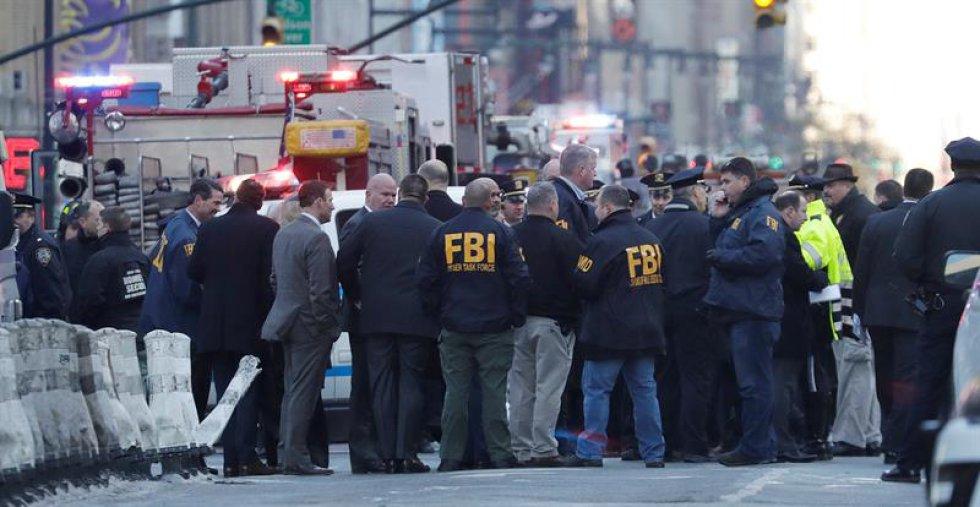 No se ha hablado aún si hay personas heridas o víctimas tras la explosión.