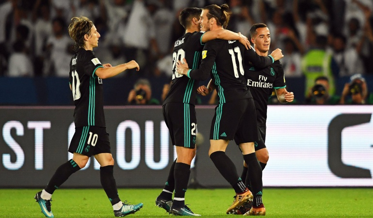 Real Madrid: Con sufrimiento Real Madrid accede a la final del Mundial de Clubes