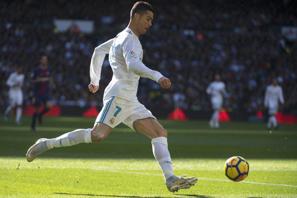 Cristiano Ronaldo -Real Madrid- 53 goles