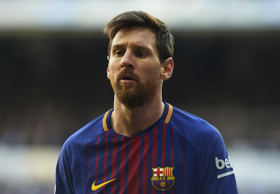 Lionel Messi -Barcelona- 54 goles