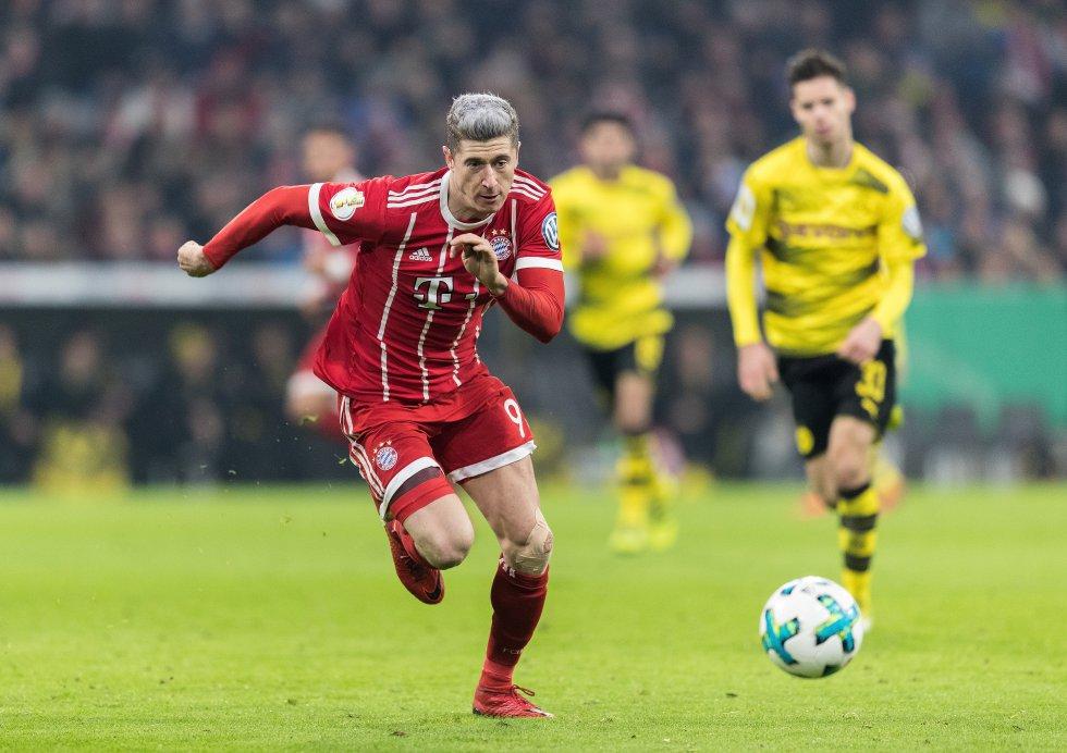 Robert Lewandowski -Bayern Múnich- 53 goles