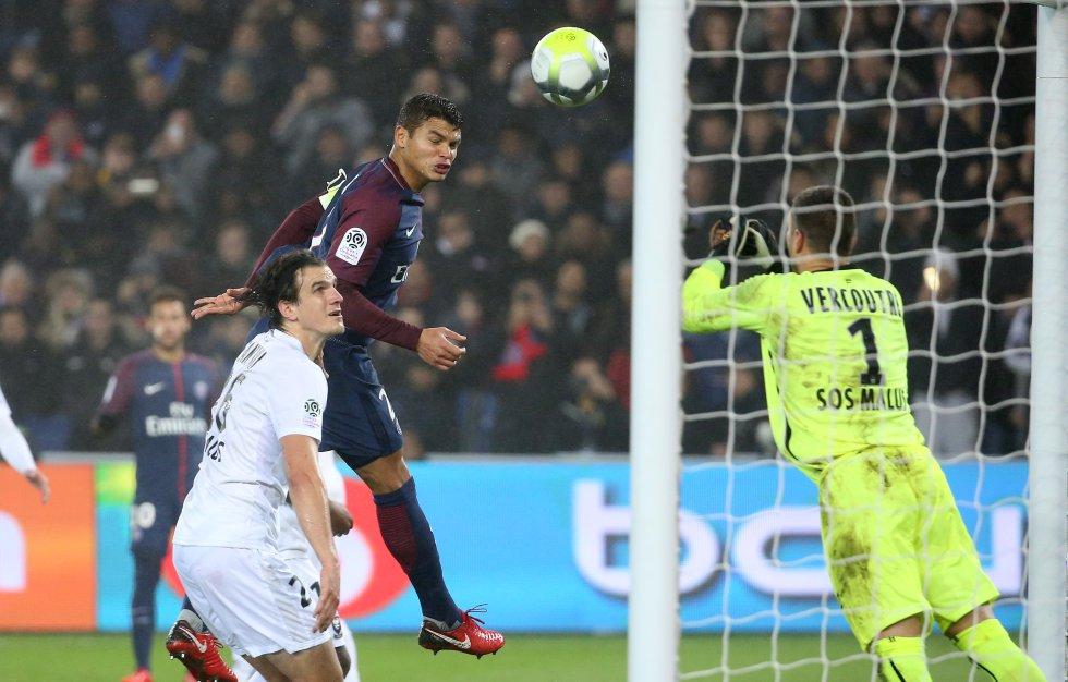 8. Thiago Silva -del Milan al PSG- (42 millones de Euros)