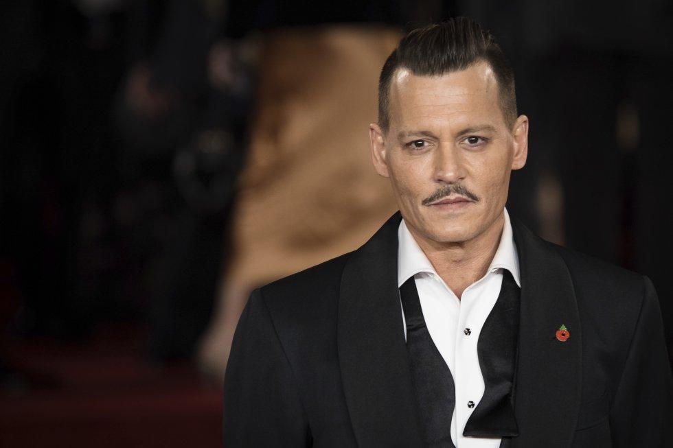 Johnny Depp, $ 1.1 billiones de dólares