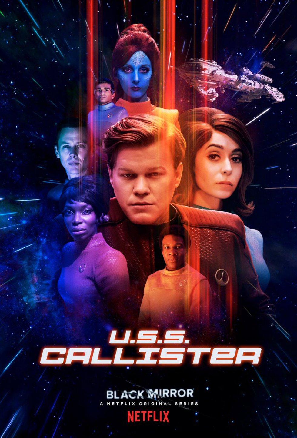 U.S. S. Callister: tiene uno de los mejores guiones de la temporada
