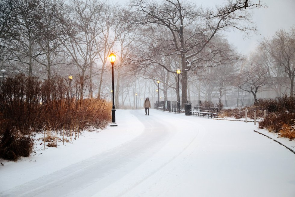 La ola de frío que bate récords históricos y asola a Estados Unidos en las últimas fechas