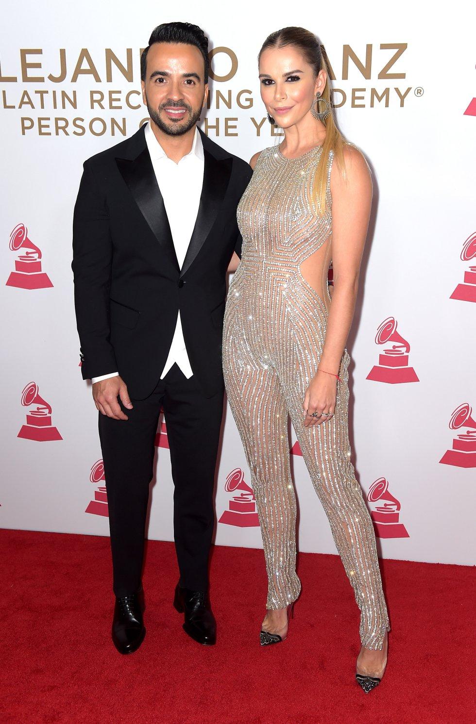[Fotos] Las seductoras curvas de la esposa de Luis Fonsi