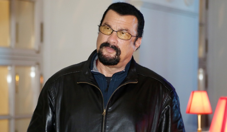 Abuso sexual en Hollywood: La Policía de Los Ángeles investiga a Steven Seagal por agresión sexual