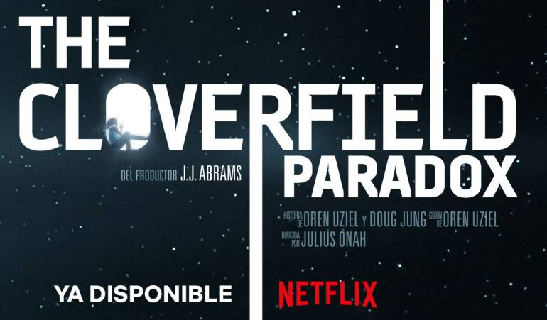 Tráiler de The Cloverfield Paradox de Netflix: 'The Cloverfield Paradox', una de las sorpresas de la Super Bowl