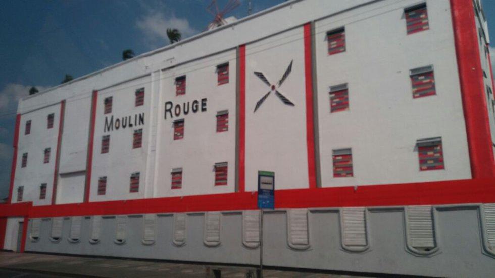 Moulin Rouge es un motel ubicado en la ciudad de Cali.