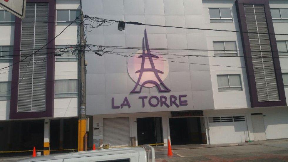 La Torre es un motel ubicado en Cali