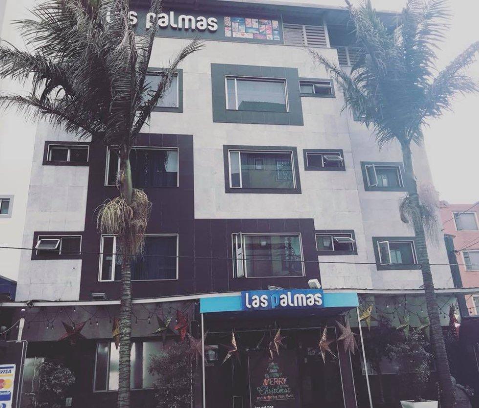 Las Palmas es un motel en Bogotá ubicado en Chapinero.