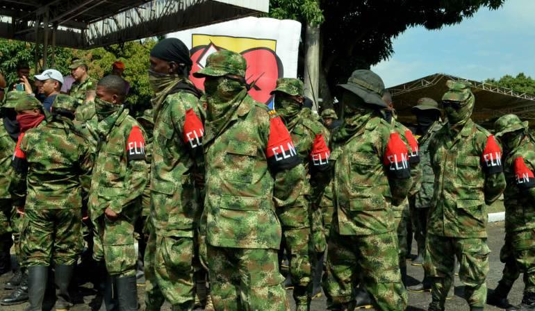 Ordenes de captura contra miembros de cúpula de ELN: Fiscalía ...