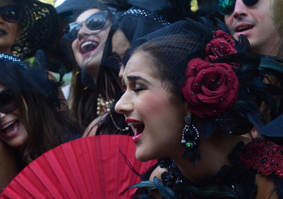 """Barranquilla """"llora"""" la muerte de Joselito en el último día del Carnaval"""