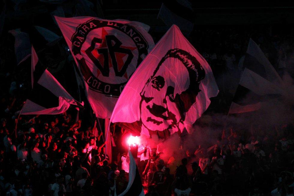Nacional Colo-Colo Libertadores: Estos fueron los mejores momentos del Colo-Colo 0-1 Atlético Nacional