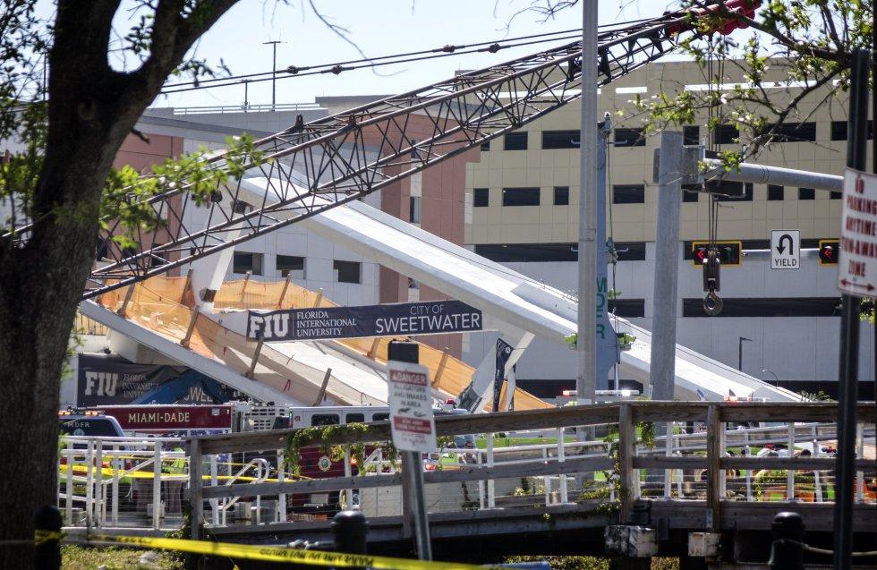 El vicealcalde de la ciudad de Miami-Dade, Maurice Kemp, aseguró que no pueden determinar cuál es el número exacto de víctimas mortales.