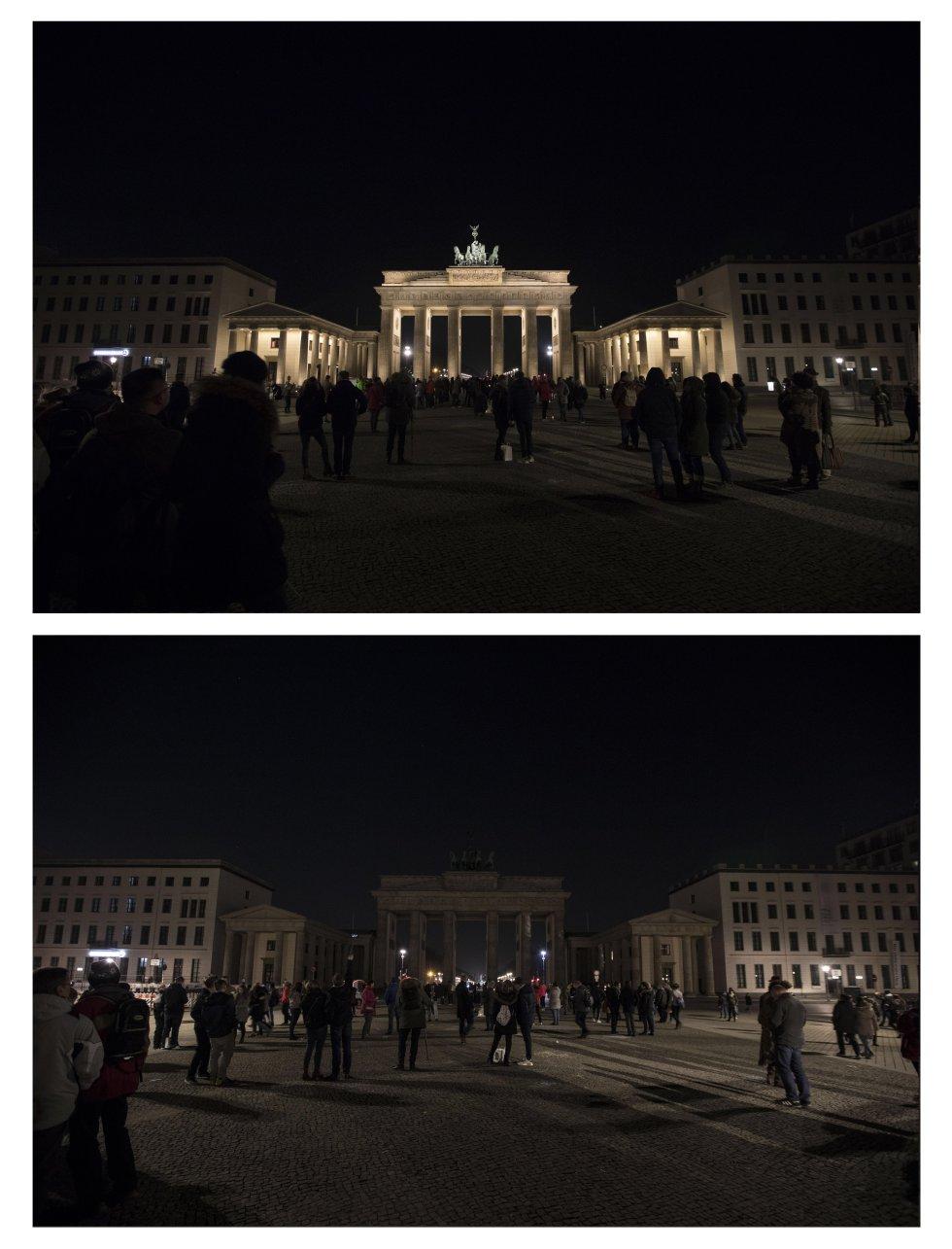 Puerta de Brandemburgo - Berlin, Alemania