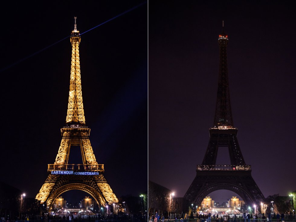 Torre Eiffel - París, Francia