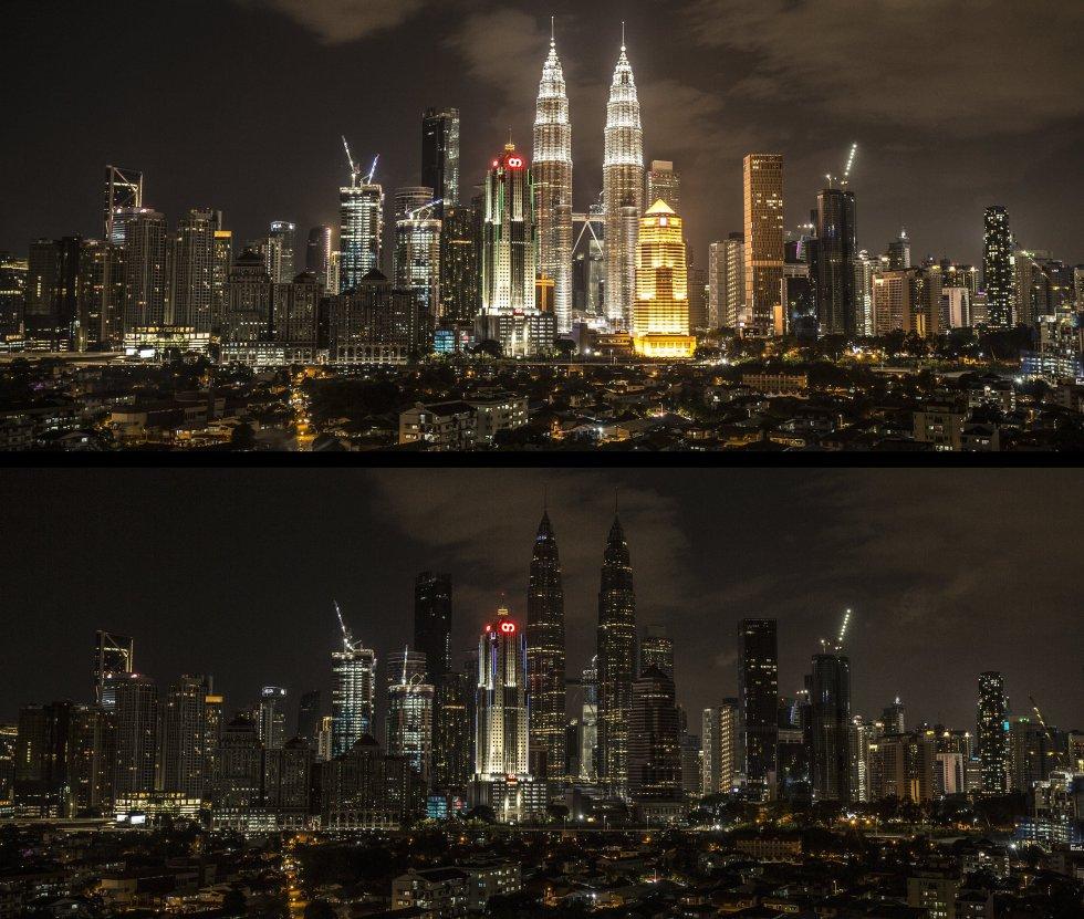 Torres Petronas (C) Kuala Lumpur, Malasia