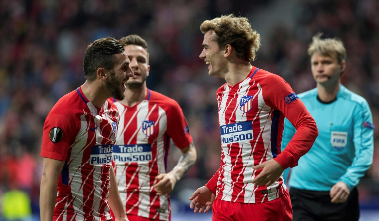atletico de madrid vs sporting: Atlético ejerce de favorito ante Sporting y lo supera 2-0