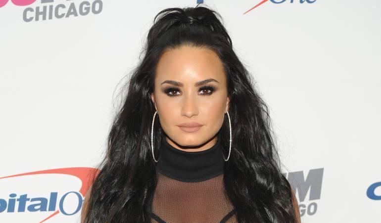 9bae2b4773e0 Demi Lovato muestra orgullosa sus estrías | Entretenimiento ...
