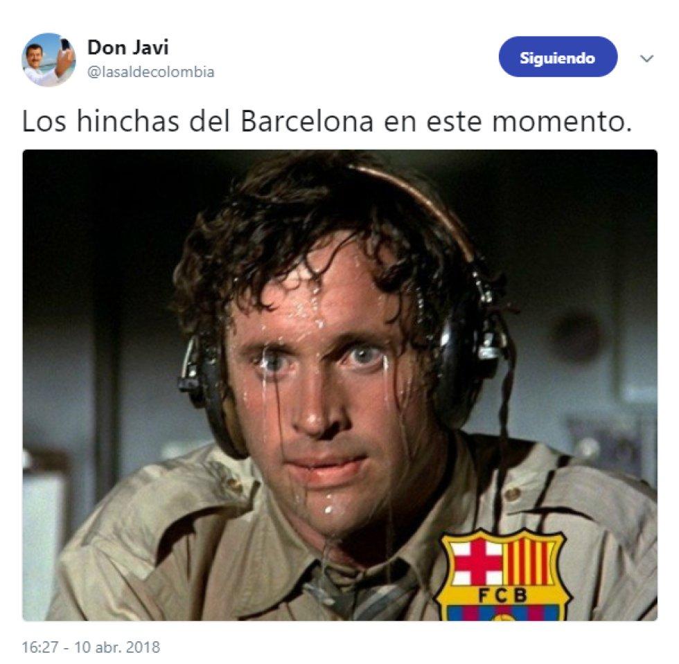 Roma Vs Barcelona: Estos son los mejores memes de la derrota del Barcelona