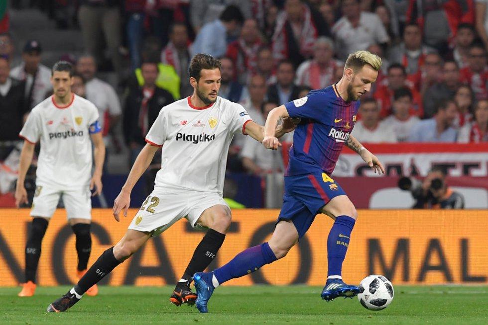 Barcelona campeón Copa del Rey Sevilla: Estas son las imágenes del título del Barcelona en la Copa del Rey