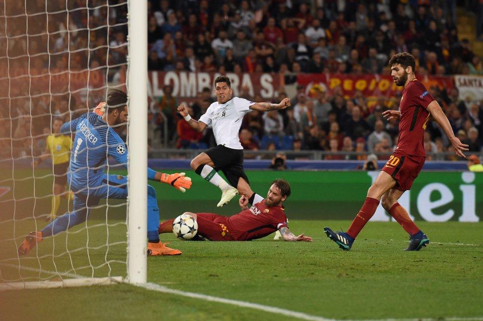 En imágenes: la clasificación del Liverpool a la gran final de la Champions
