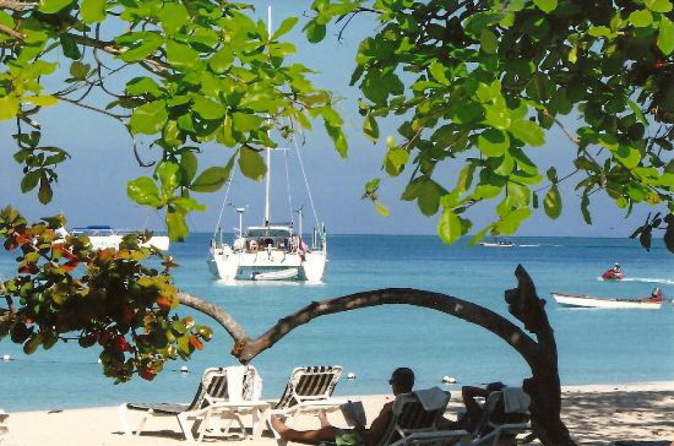 Seven Mile Beach Negril, Jamaica
