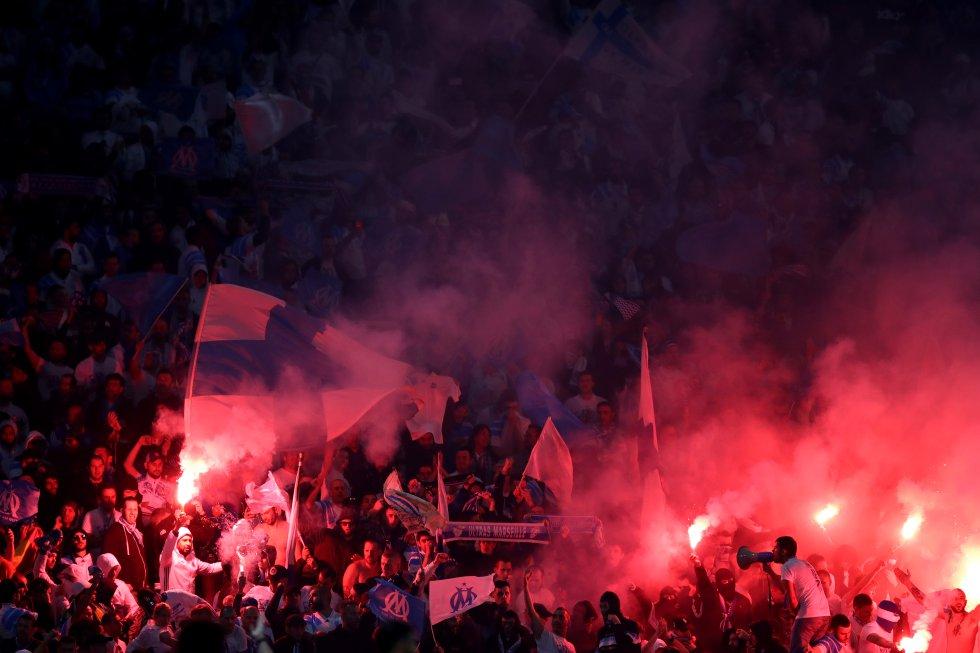 En imágenes: el título del Atlético de Madrid en Lyon por la Europa League