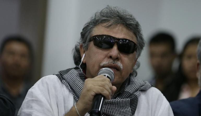 Caso Santrich: JEP frena extradición de Jesús Santrich