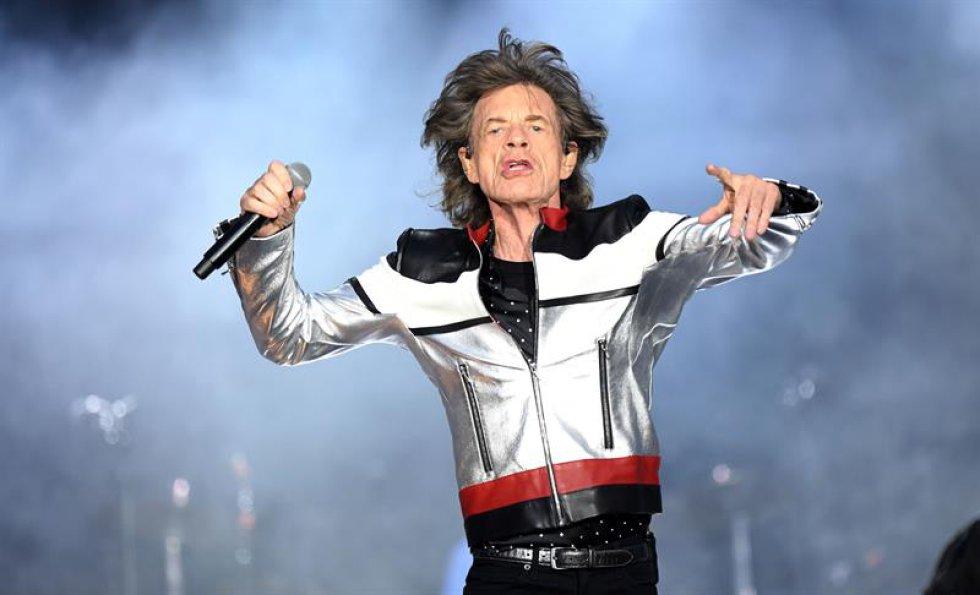 """Los Rolling Stone iniciaron su gira """"No filter"""" por Europa."""
