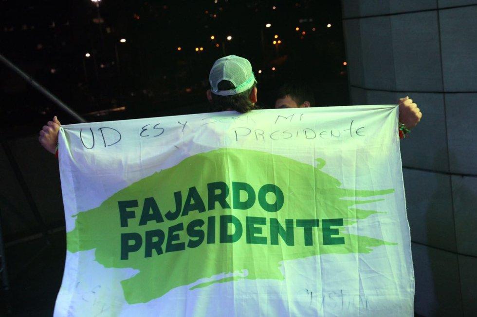 Elecciones presidenciales 2018: [En fotos] La coalición Colombia en fotos