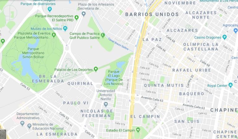 Mundial Rusia 2018: Google Maps ayuda a identificar con exacud ... on