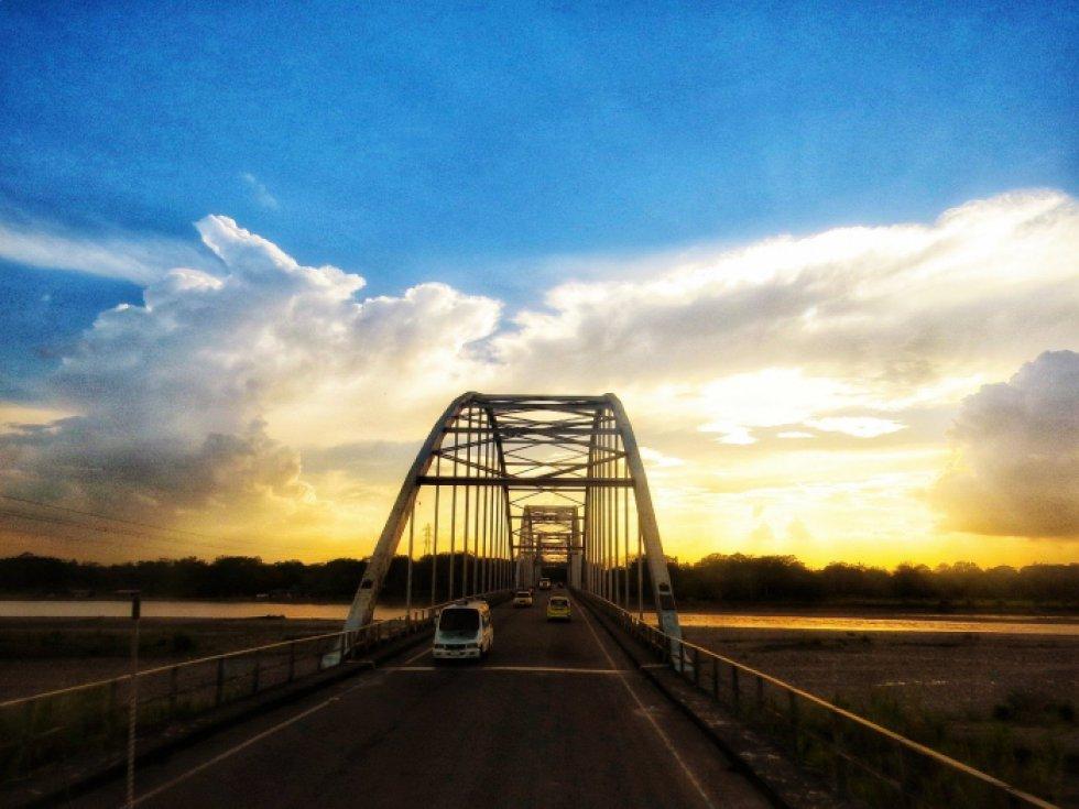 Puente Alcaravan, Granada- Meta - Monica Cubillos