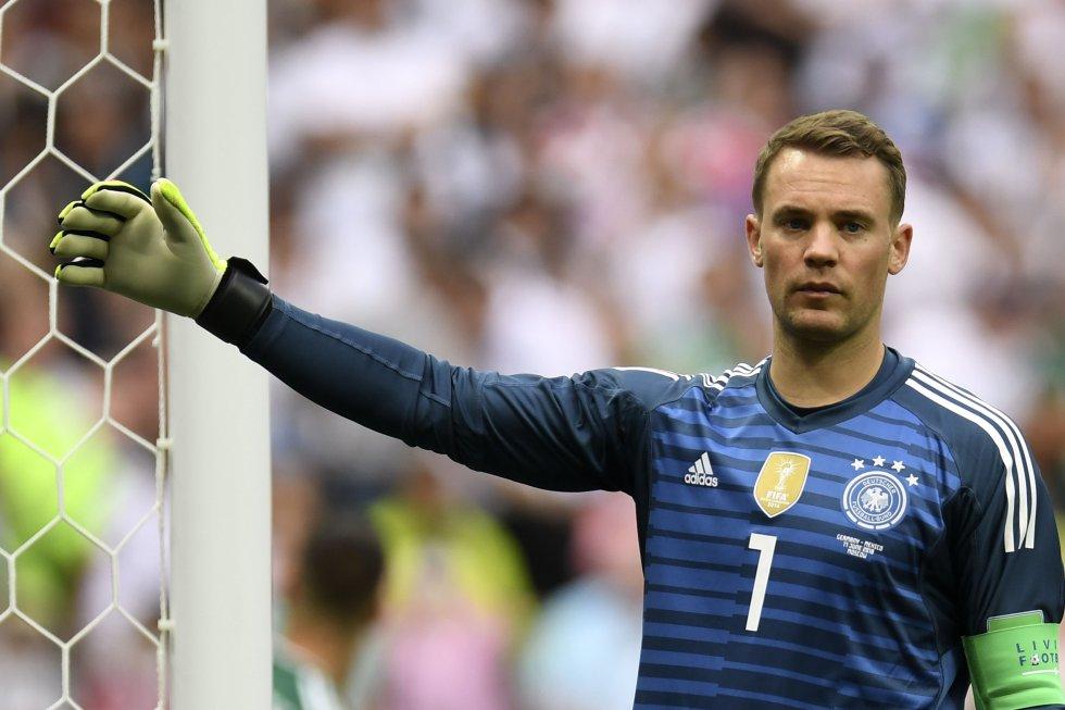 México 1-1 Alemania Mundial Rusia 2018: En imágenes, el triunfo de México sobre Alemania