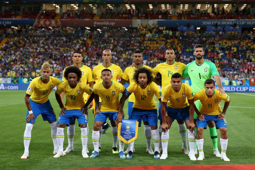 Mundial 2018: En imágenes, los mejores momentos de la igualdad entre Brasil y Suiza